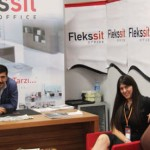 Flekssit Office at Gaziantep International Carpet Fair