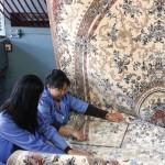 Entema 'nın Swell Soft Halı Terbiye Makinesi Dünya Pazarlarında