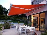 Somfy'den Otomatik Tenteler; Teknoloji İle Tanışan Teras Ve Bahçeler