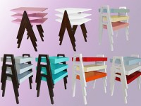 Yeni Trend Bysolvo Renkli Zigonlar
