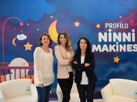 Profilo ile Uykusuz Anneler  'Huzurlu Uykular Semineri'nde Buluştu