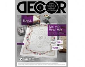 DECOR Dergisi Mayıs-Haziran 2016 Sayısı