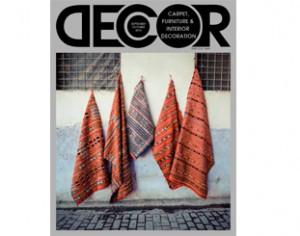 DECOR Dergisi Eylül-Ekim 2016 Sayısı