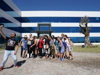 AGT, basın mensuplarına Antalya'daki tesislerini gezdirdi