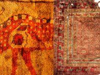 Dünyanın bilinen ilk halısı; Pazırık Halısı