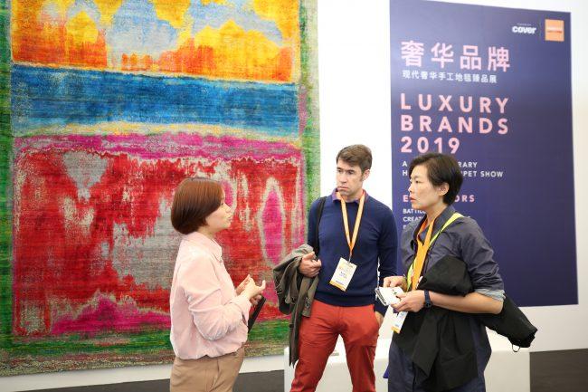 Çin Zemin kaplama sanayi halı kaplamaya dönüyor