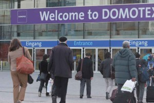 DOMOTEX UNDERSCORES REPUTATION AS WORLD'S LEADING FLOOR COVERINGS EVENT