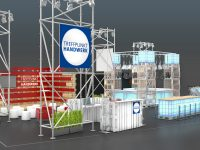 """""""Treffpunkt Handwerk"""", DOMOTEX 2020'de hub'ı çağdaş içerik ve yepyeni bir görünüm ile takas ediyor"""