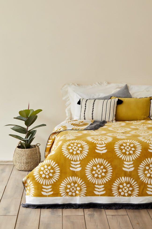 Bella Maison'dan yumuşacık battaniyeler