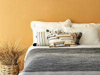 Fleecy blankets by Bella Masion