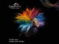 Unique yarn design; ColorMind