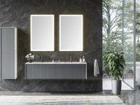 Banyolarda estetik ve hijyen bir arada
